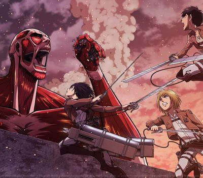 Attack on Titan: Chronicle online