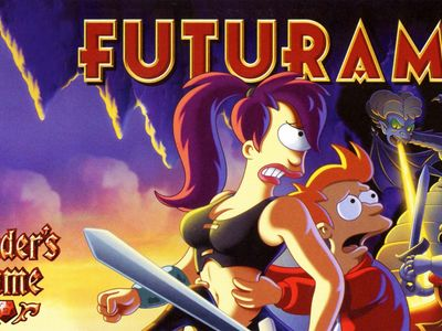 watch Futurama: Bender's Game streaming