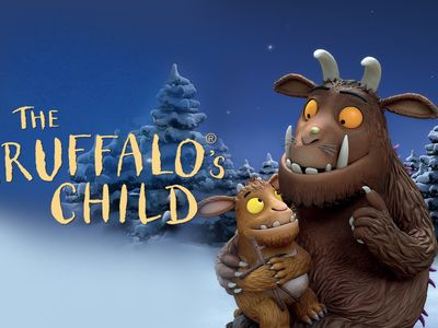 watch The Gruffalo's Child streaming