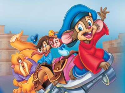 watch An American Tail: The Mystery of the Night Monster streaming
