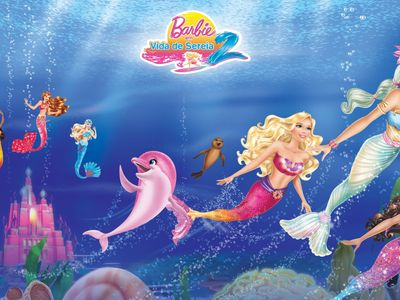 watch Barbie in A Mermaid Tale 2 streaming