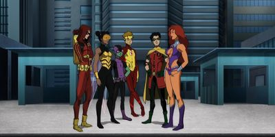 Teen Titans Le contrat Judas STREAMING