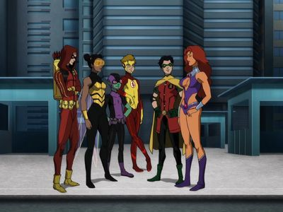 watch Teen Titans: The Judas Contract streaming