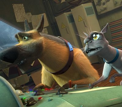 Space Dogs. Tropical Adventure online