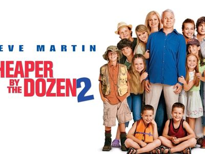 watch Cheaper by the Dozen 2 streaming