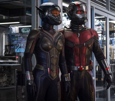 Ant-Man and the Wasp online