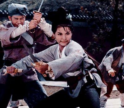 Iron Fists and Kung Fu Kicks online