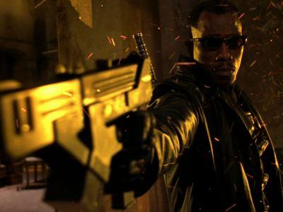 watch Blade II streaming
