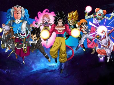 watch Super Dragon Ball Heroes streaming