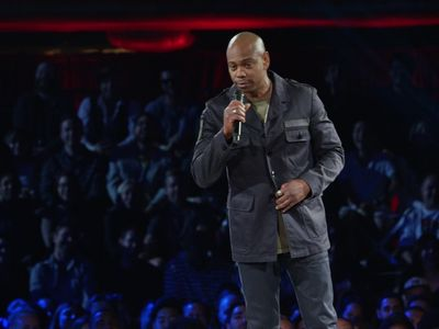watch Dave Chappelle: The Age of Spin streaming