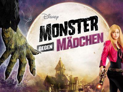 watch Girl vs. Monster streaming
