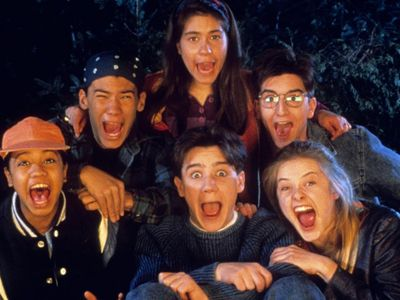 watch Are You Afraid of the Dark? streaming