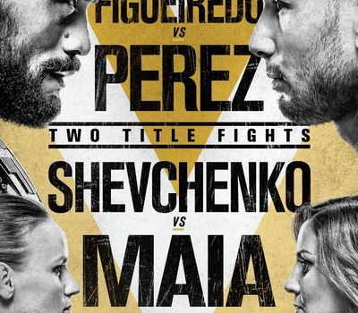 UFC 255: Figueiredo vs. Perez - Prelims online