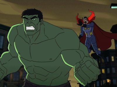 watch Hulk: Where Monsters Dwell streaming