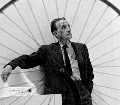 Marcel Duchamp: The Art of the Possible online