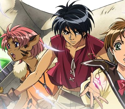 The Vision of Escaflowne online