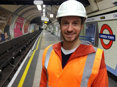 watch Inside the Tube: Going Underground streaming