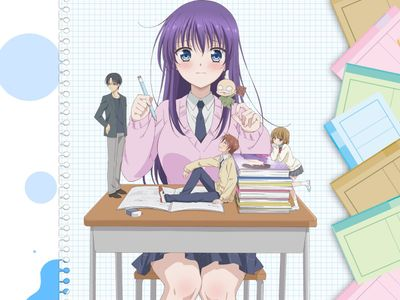 watch Ao-chan Can't Study! streaming