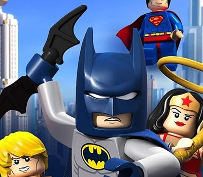 LEGO DC Comics Super Heroes: Batman: Be-Leaguered online