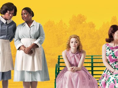 watch The Help streaming