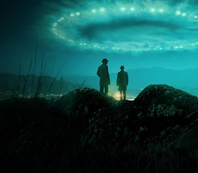 Project Blue Book online