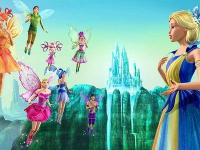 watch Barbie Fairytopia: Magic of the Rainbow streaming