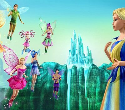Barbie Fairytopia: Magic of the Rainbow online