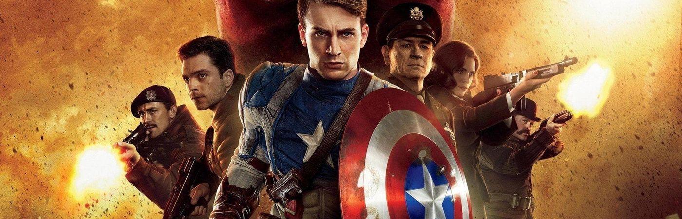 Voir film Captain America : First Avenger en streaming