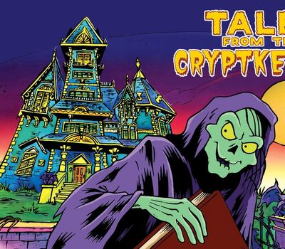 Tales from the Cryptkeeper online
