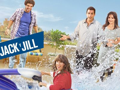 watch Jack and Jill streaming