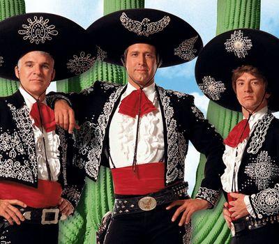 ¡Three Amigos! online