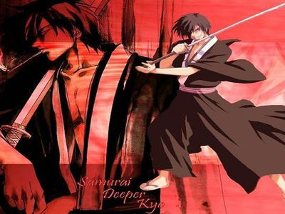 watch Samurai Deeper Kyo streaming