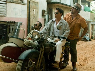 watch The Rum Diary streaming