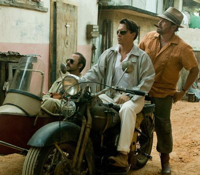 The Rum Diary online