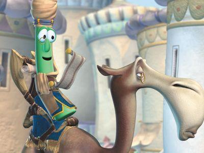 watch Jonah: A VeggieTales Movie streaming