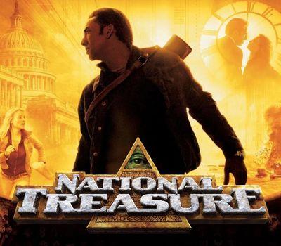 National Treasure online