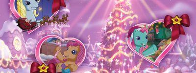 My Little Pony - le joyeux Noël de Minty online