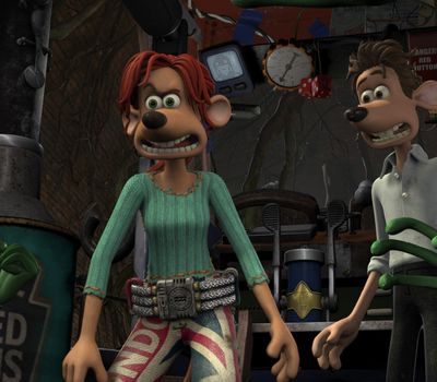 Flushed Away online
