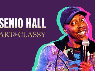 watch Arsenio Hall: Smart and Classy streaming