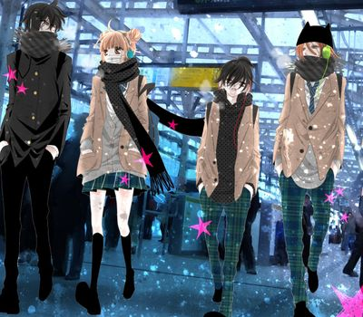 Anonymous Noise online