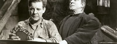 Frankenstein rencontre le loup-garou online
