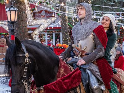 watch The Knight Before Christmas streaming