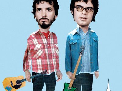 watch Flight of the Conchords streaming