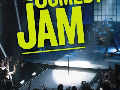 watch The Comedy Jam streaming