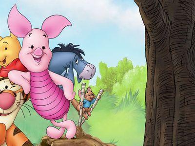 watch Piglet's Big Movie streaming