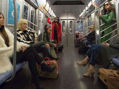 watch Ocean's Eight streaming