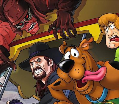 Scooby-Doo! and WWE: Curse of the Speed Demon online