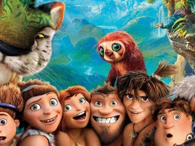 watch The Croods 2 streaming