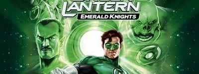 Green Lantern: Les Chevaliers De L'Emeraude online