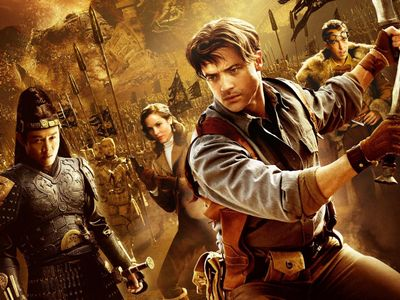 watch The Mummy: Tomb of the Dragon Emperor streaming